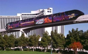 las vegas monorail2 300x187 The Best Kept Secret in Vegas   the Las Vegas Monorail
