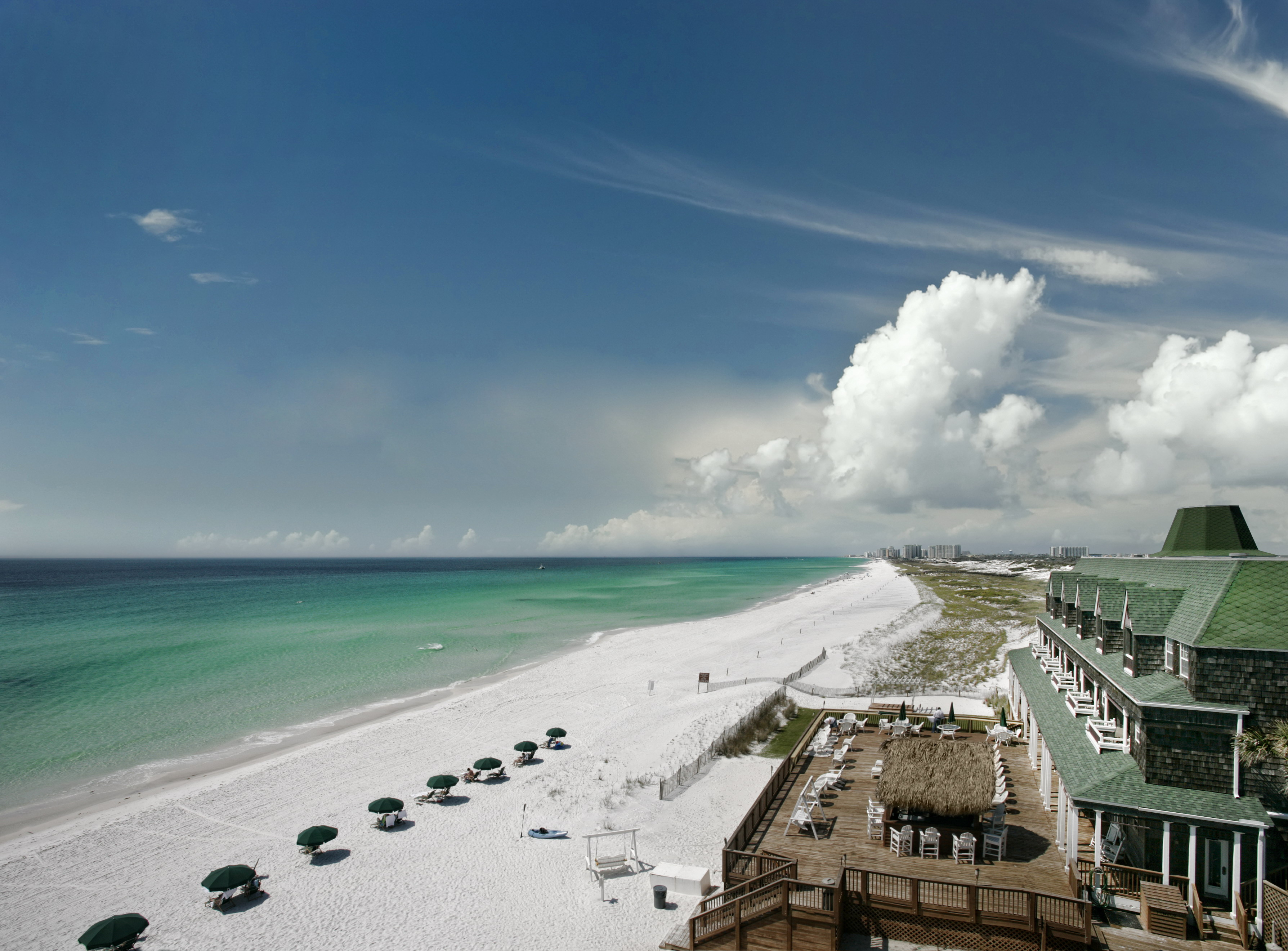 Penthouse suite at the henderson park inn - 2 bedroom suites in destin florida ...