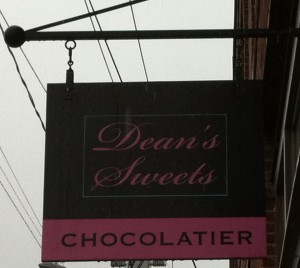deans sweets 300x268 Eating Our Way Around Portland, Maine with Maine Foodie Tours