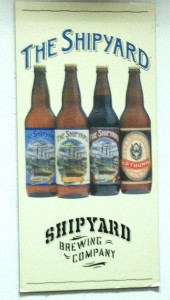shipyard brewing 170x300 Eating Our Way Around Portland, Maine with Maine Foodie Tours