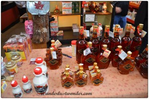 maple syrup 300x200 Saint John City Market, New Brunswick, Canada