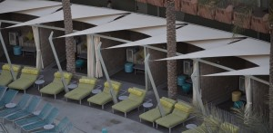 private cabanas 300x147 Hotel Valley Ho, Scottsdale, Arizona