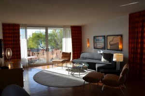 suite living room 300x198 Hotel Valley Ho, Scottsdale, Arizona