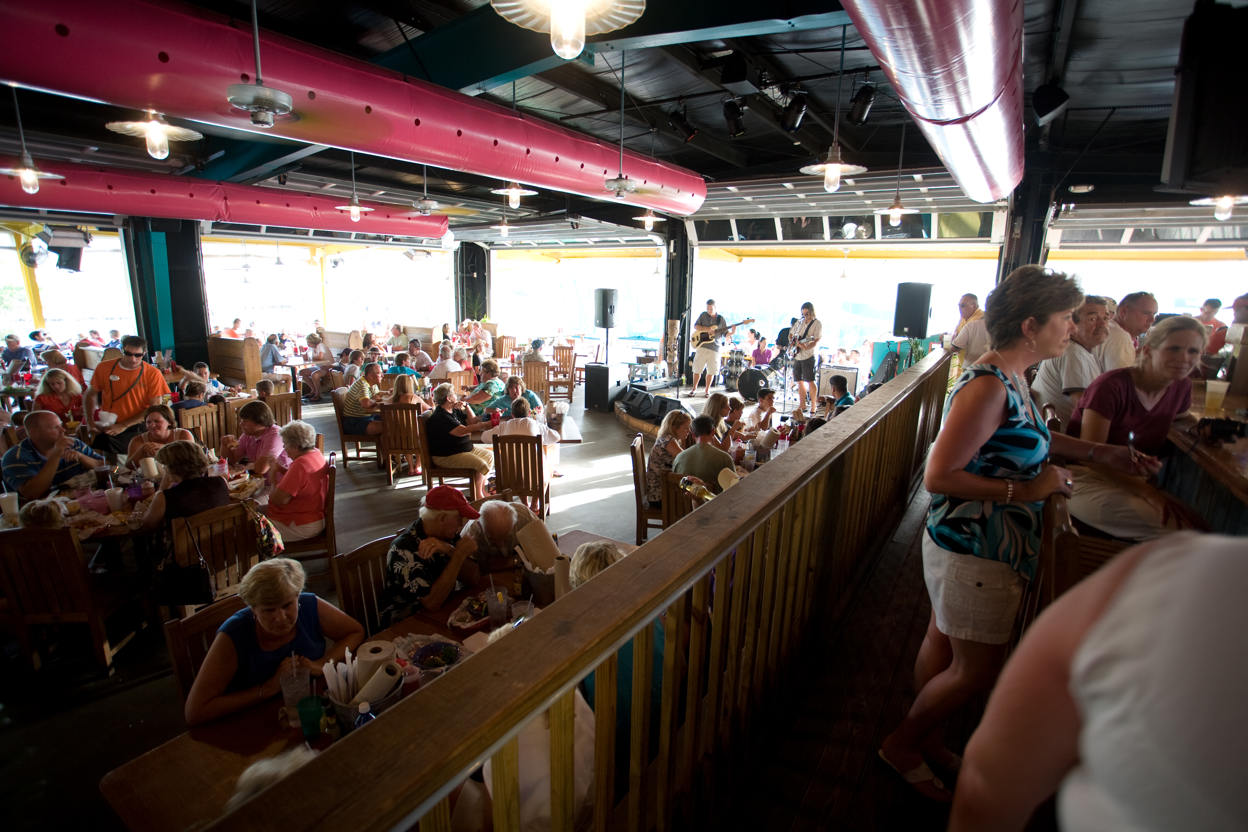 Review Of Lulus Restaurant In Gulf Shores Alabama