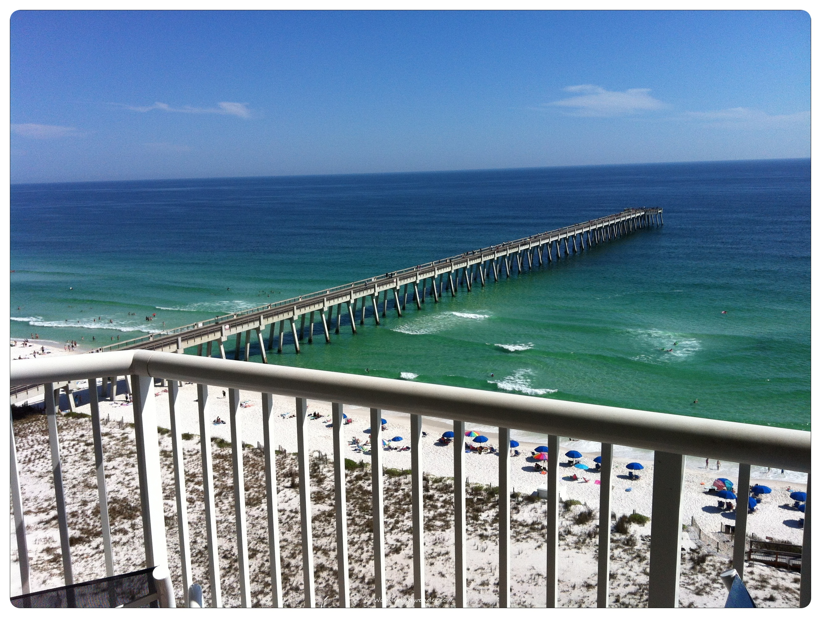Summerwind resort navarre beach for Navarre beach fishing pier