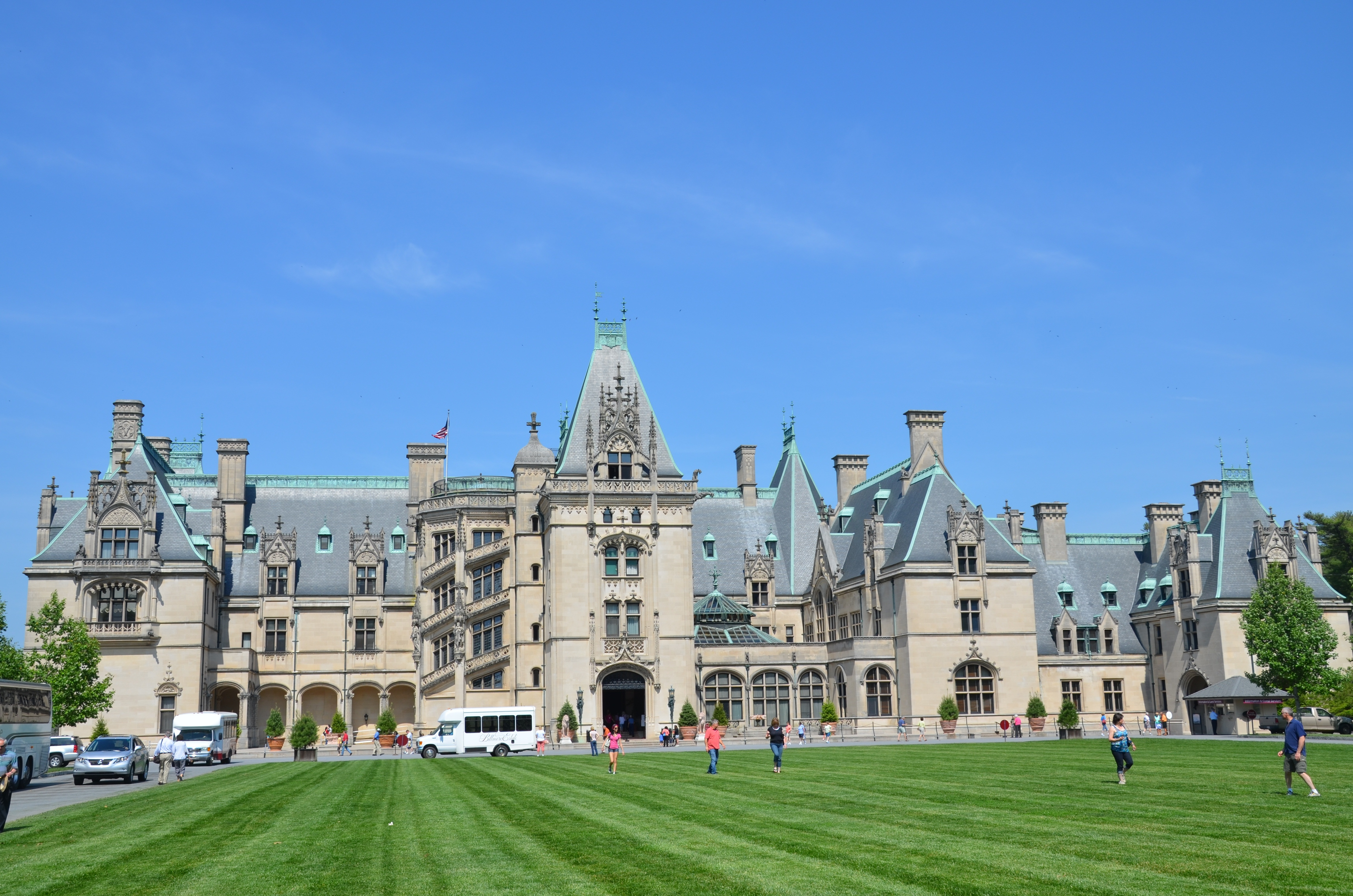 The biltmore estate for What is an estate house