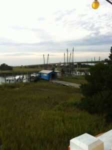 shrimp boats e1349528803150 224x300 The Best Kept Secret on Tybee Island: Cocos Sunset Grille