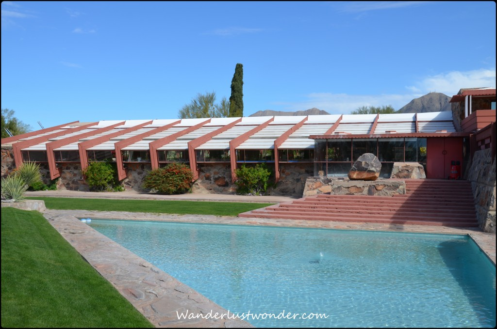 Taliesin West, Arizona