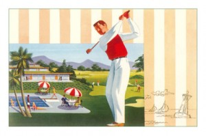 golfing-at-resort-illustration