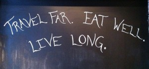 Eating Sign