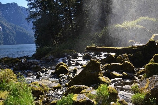 Stream-at-Top-of-Chatterbox-Falls