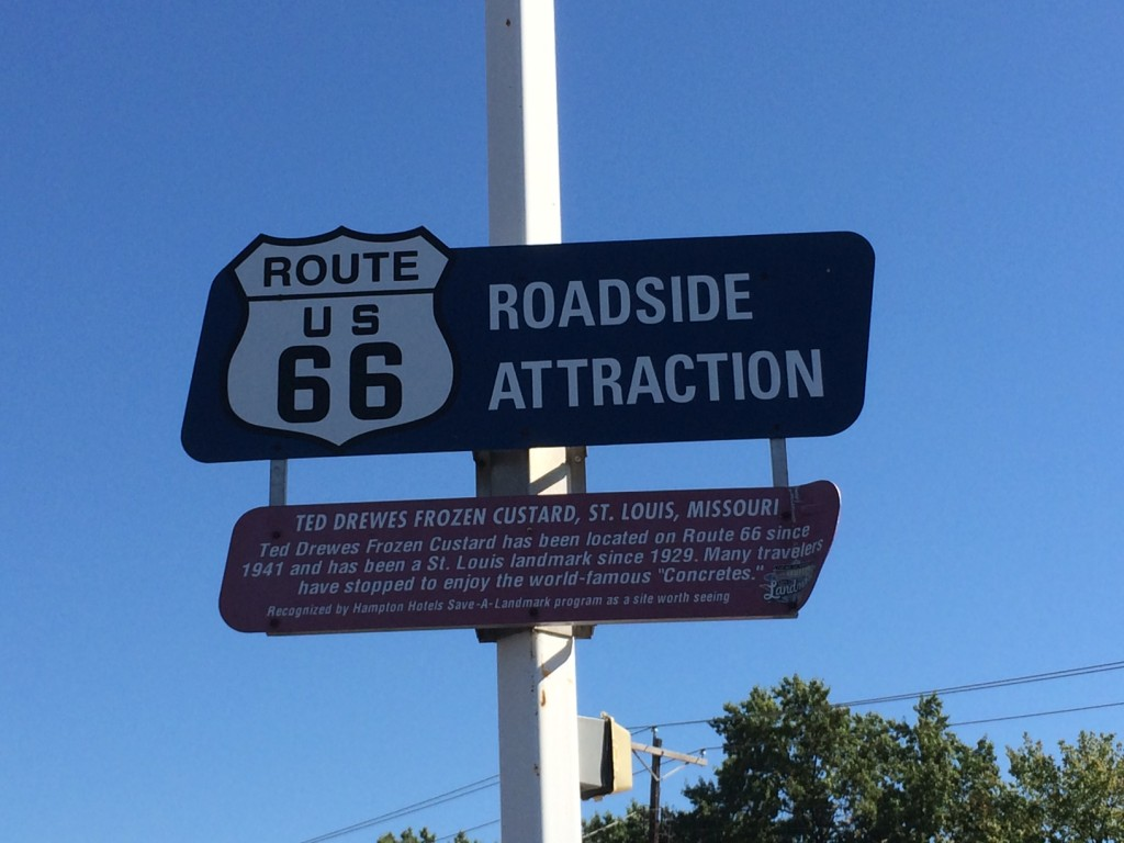 Route 66 attraction.