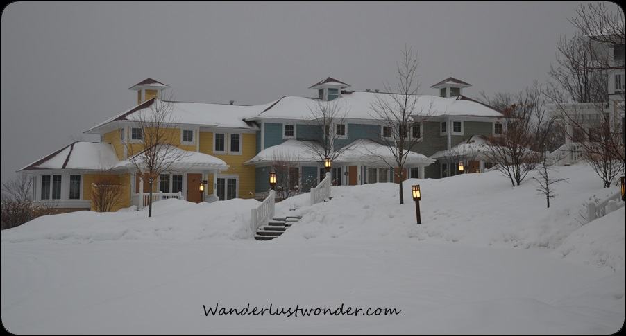 Mountaintop Townhomes at Crystal Mountain. How fabulous are they?