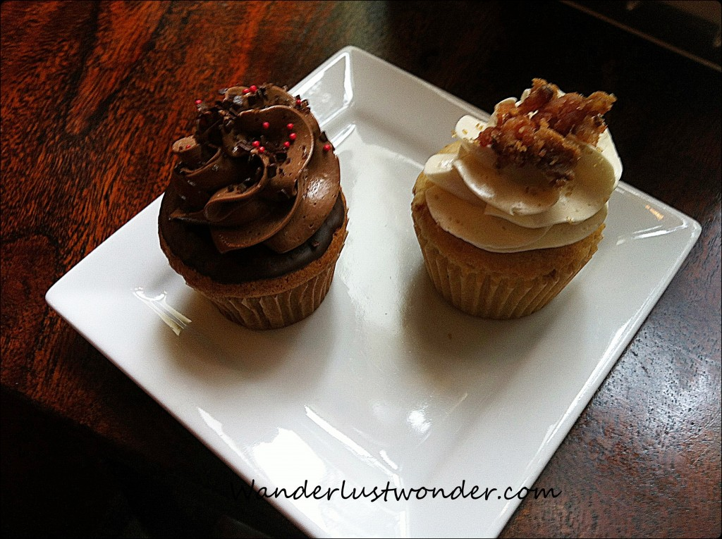 Incomparable cupcakes.