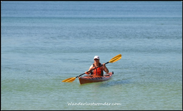 Kayaking 4 Words Every Travel Writer Should Say