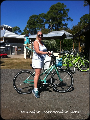Bikes R Us Sandestin thing to do at Sandestin