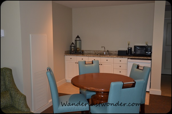 Kitchenette - great for families!