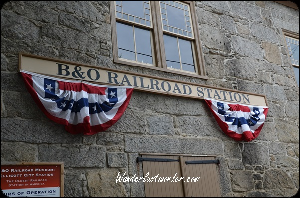 B & O Railroad Museum.