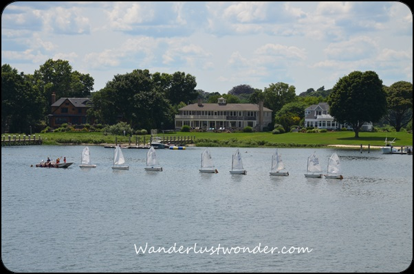 Sailboat School in New England