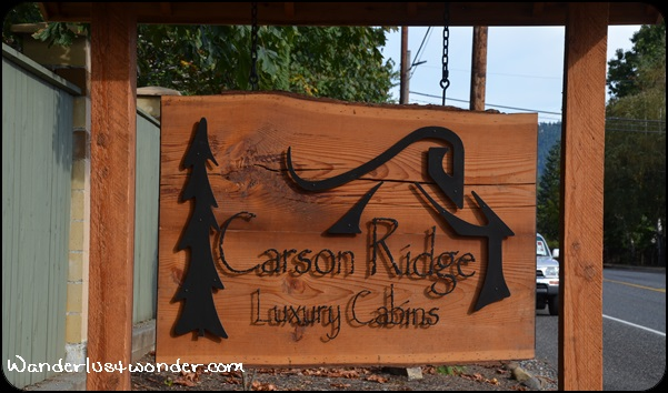 Turn here for the most fabulous cabins you will ever experience!
