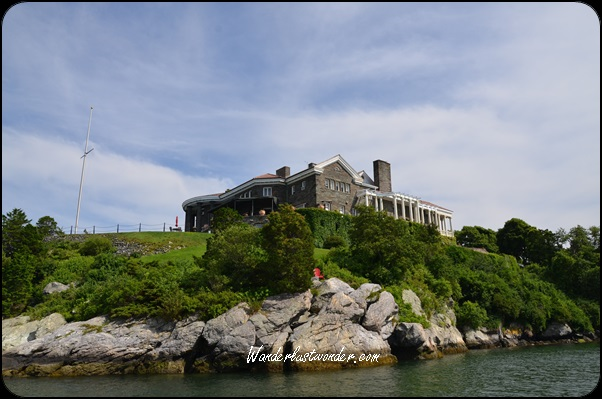 Beautiful Newport mansion.