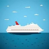 32105185-vector-illustration-of-big-sea-cruise-liner-in-modern-flat-style