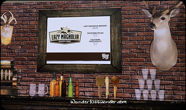 Lazy Magnolia Brewing from