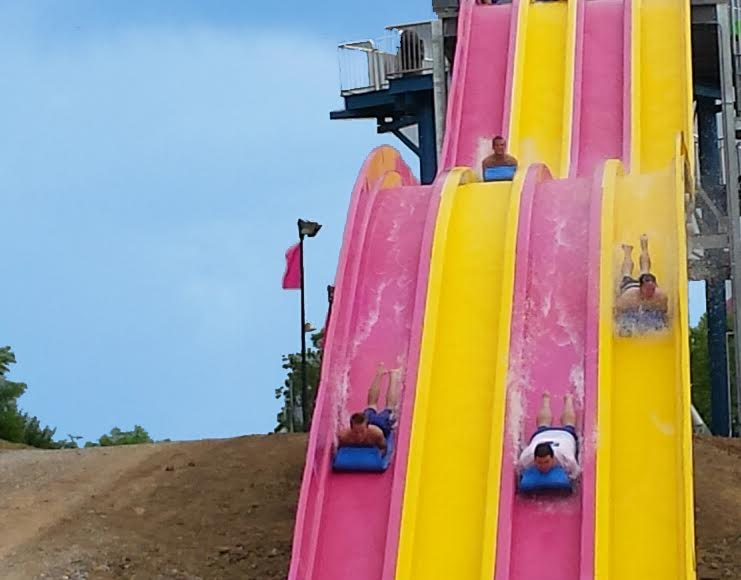 Riptide Water Slide