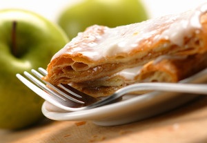 Kringle with Fork