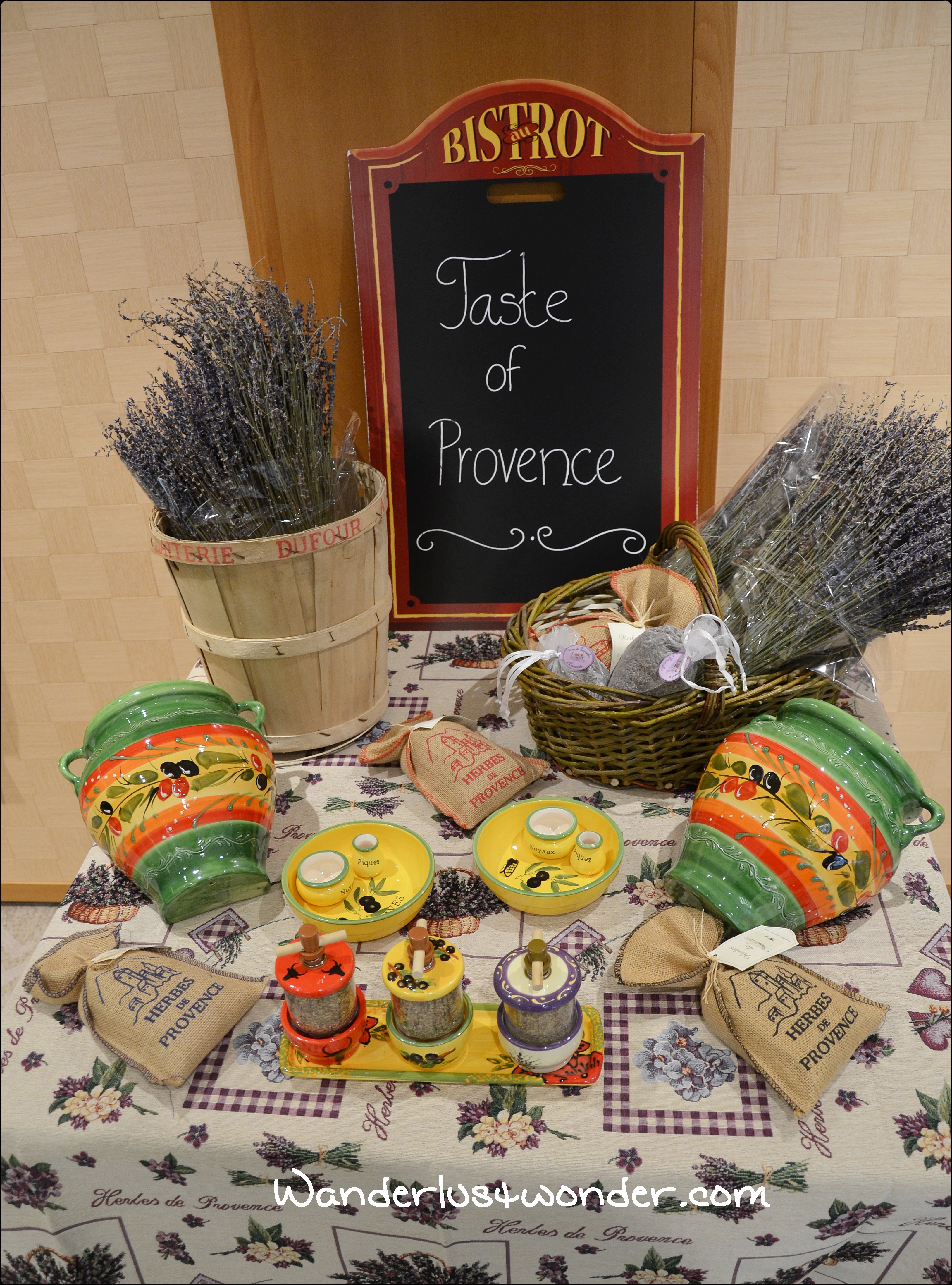 A Taste of Provence!