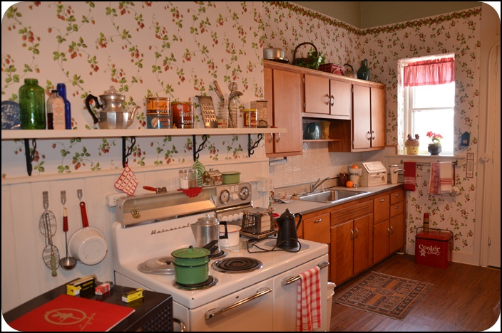 Kitchen in Sheriff's House