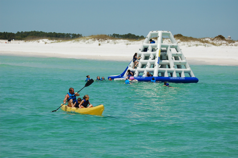 Paradise Adventures In Panama City Beach Florida